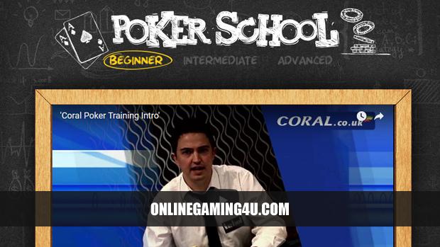 Online Poker School